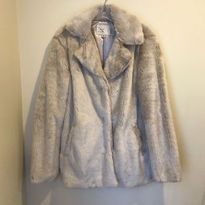 A New Day Faux Fur Jacket